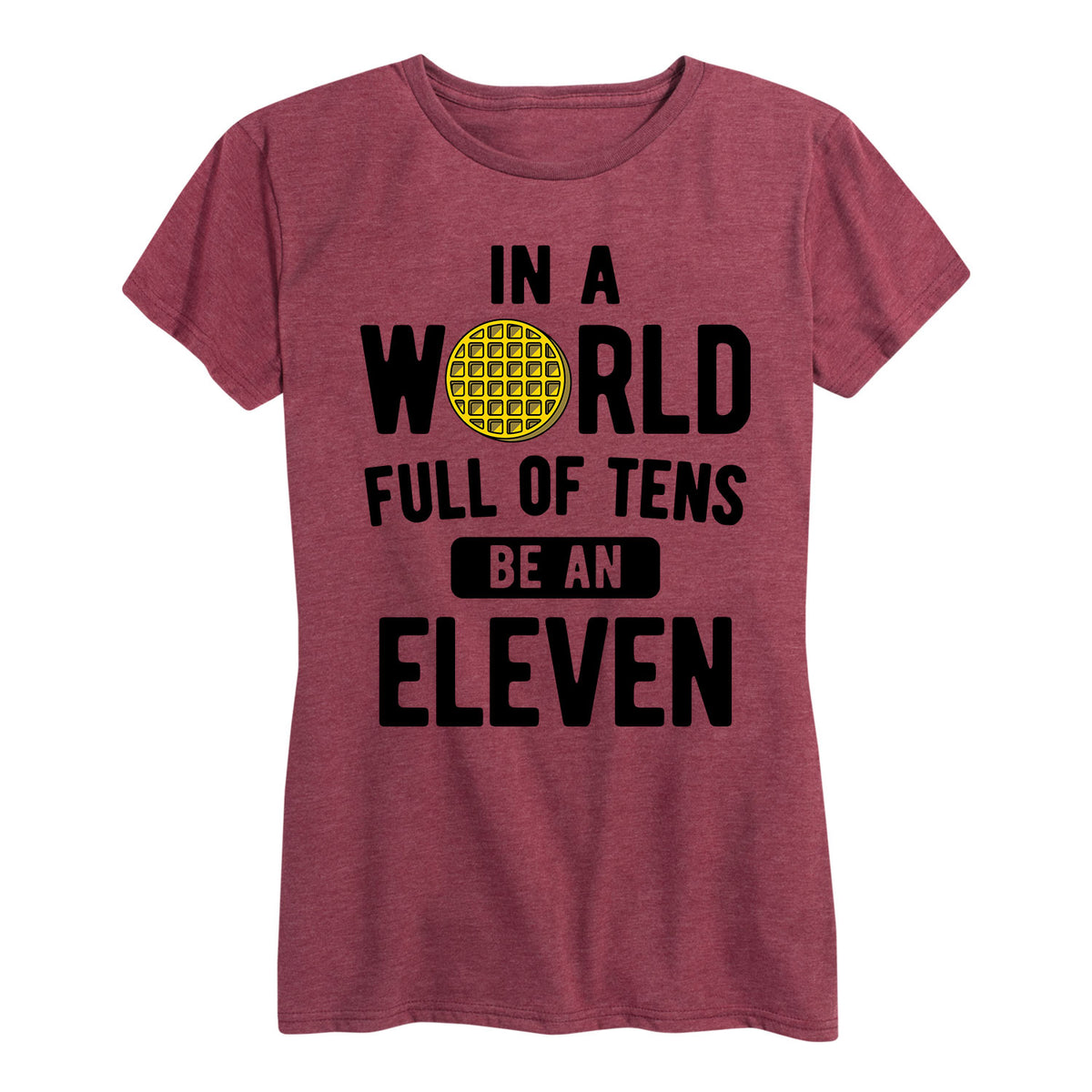 In A World Of Tens - Women's Short Sleeve T-Shirt