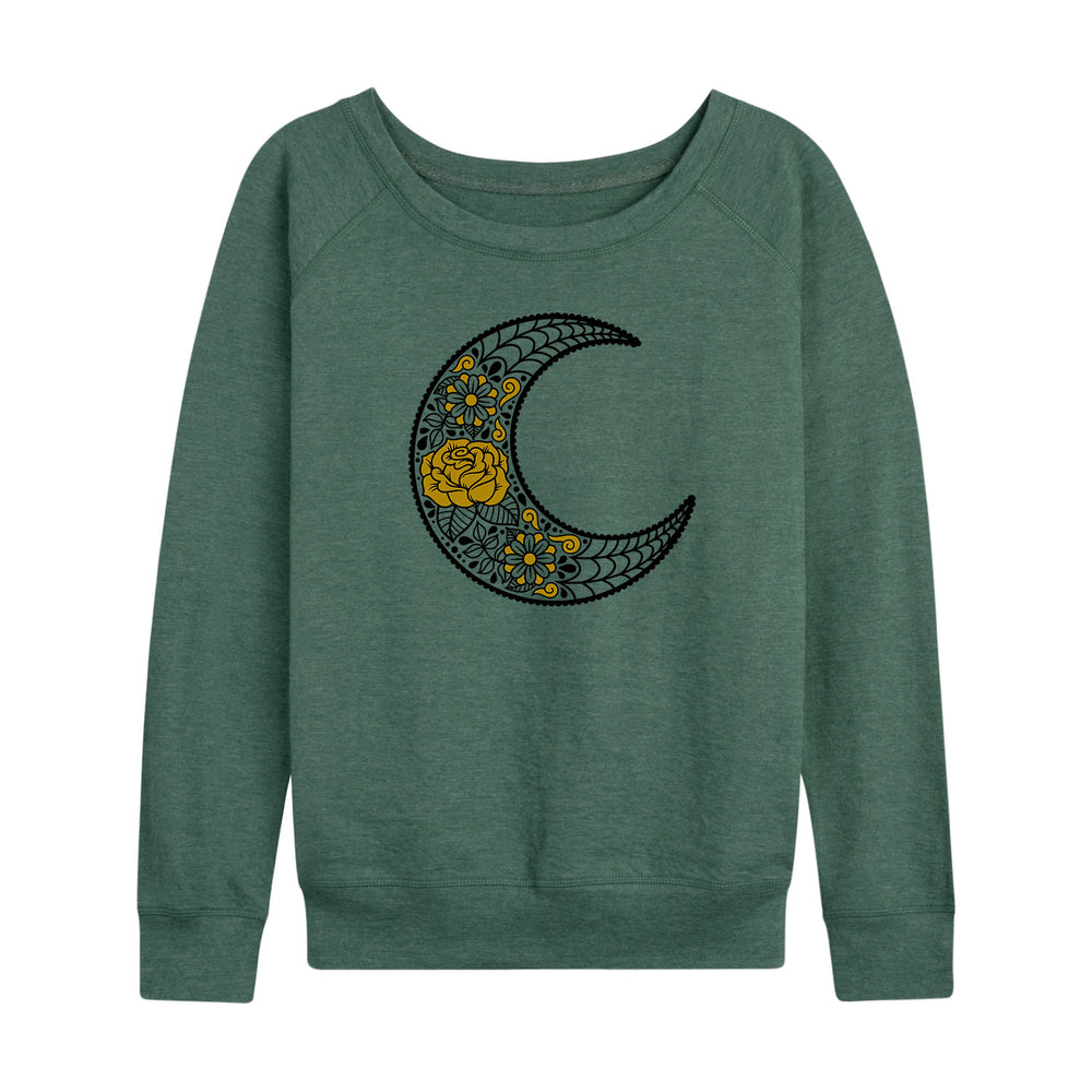 Sugar Skull Moon - Women's Slouchy