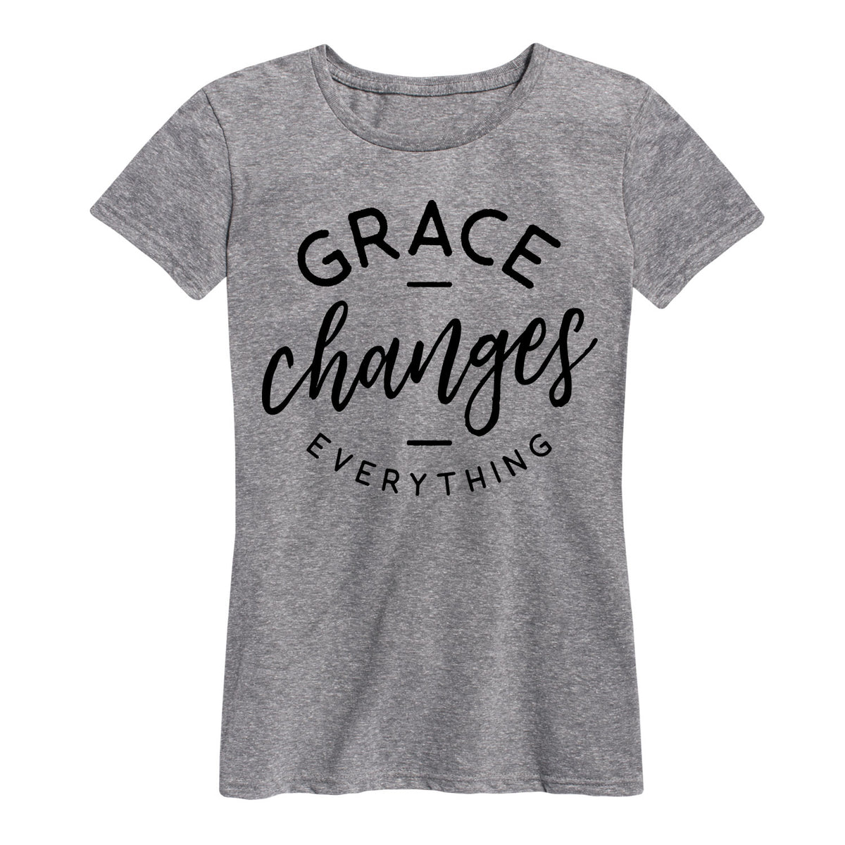 Grace Changes Everything - Women's Short Sleeve T-Shirt
