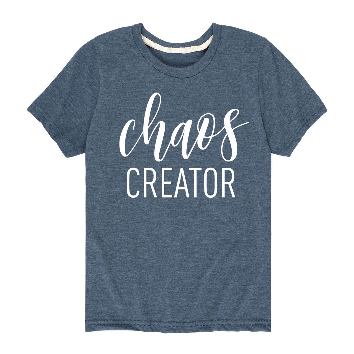 Chaos Creator - Youth & Toddler Short Sleeve T-Shirt