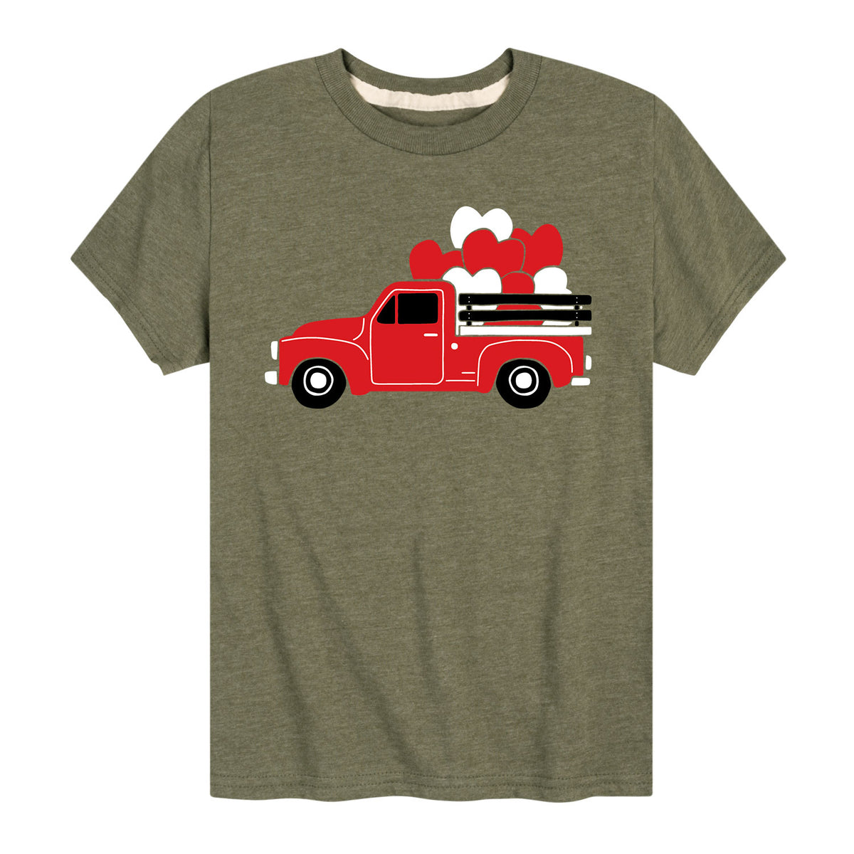 Delivering Hearts - Youth & Toddler Short Sleeve T-Shirt