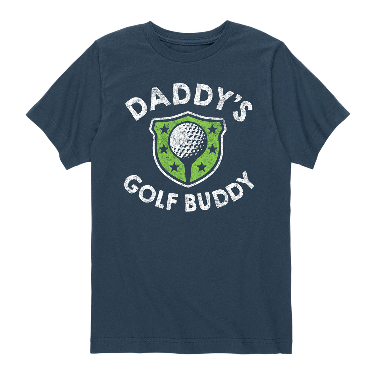 Daddy's Golf Buddy - Youth & Toddler Short Sleeve T-Shirt