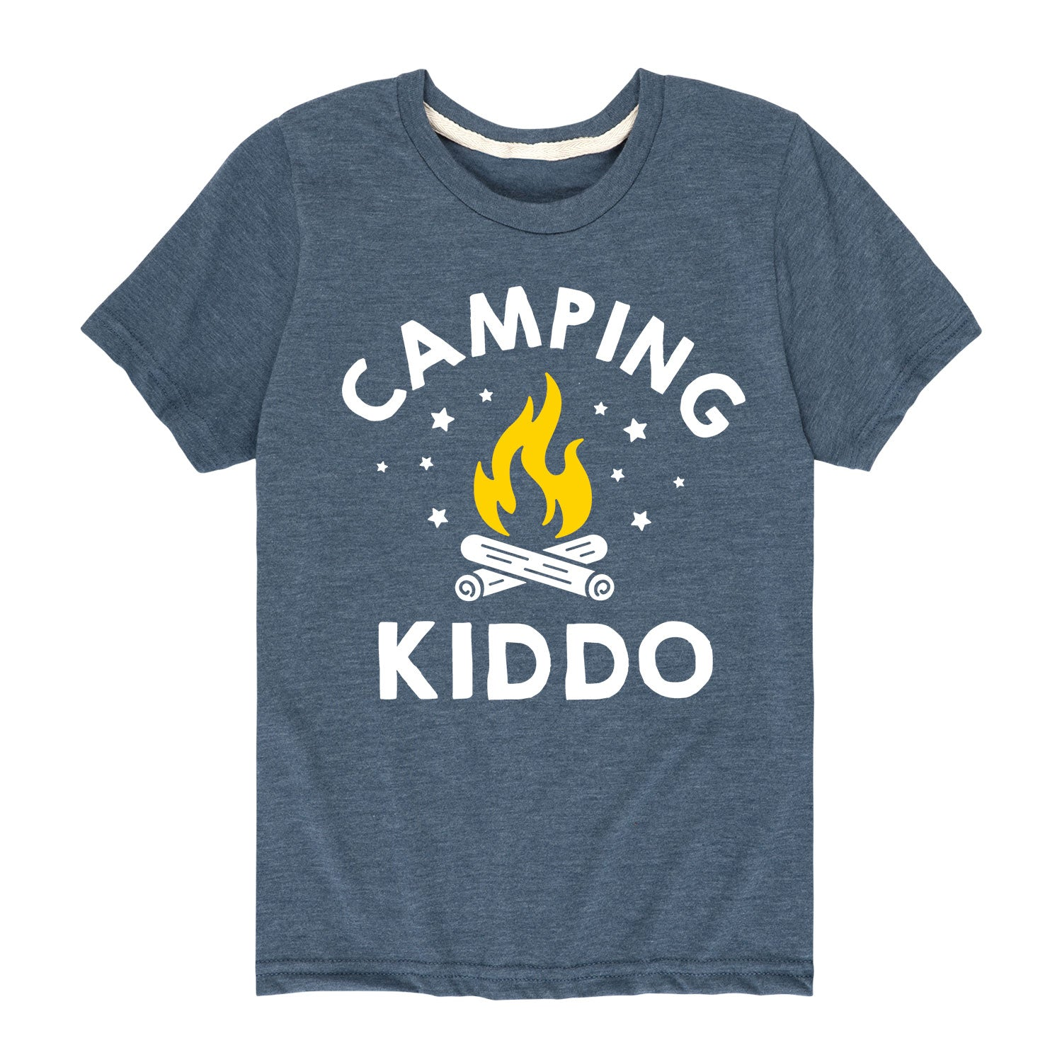Camping Kiddo - Youth & Toddler Short Sleeve T-Shirt