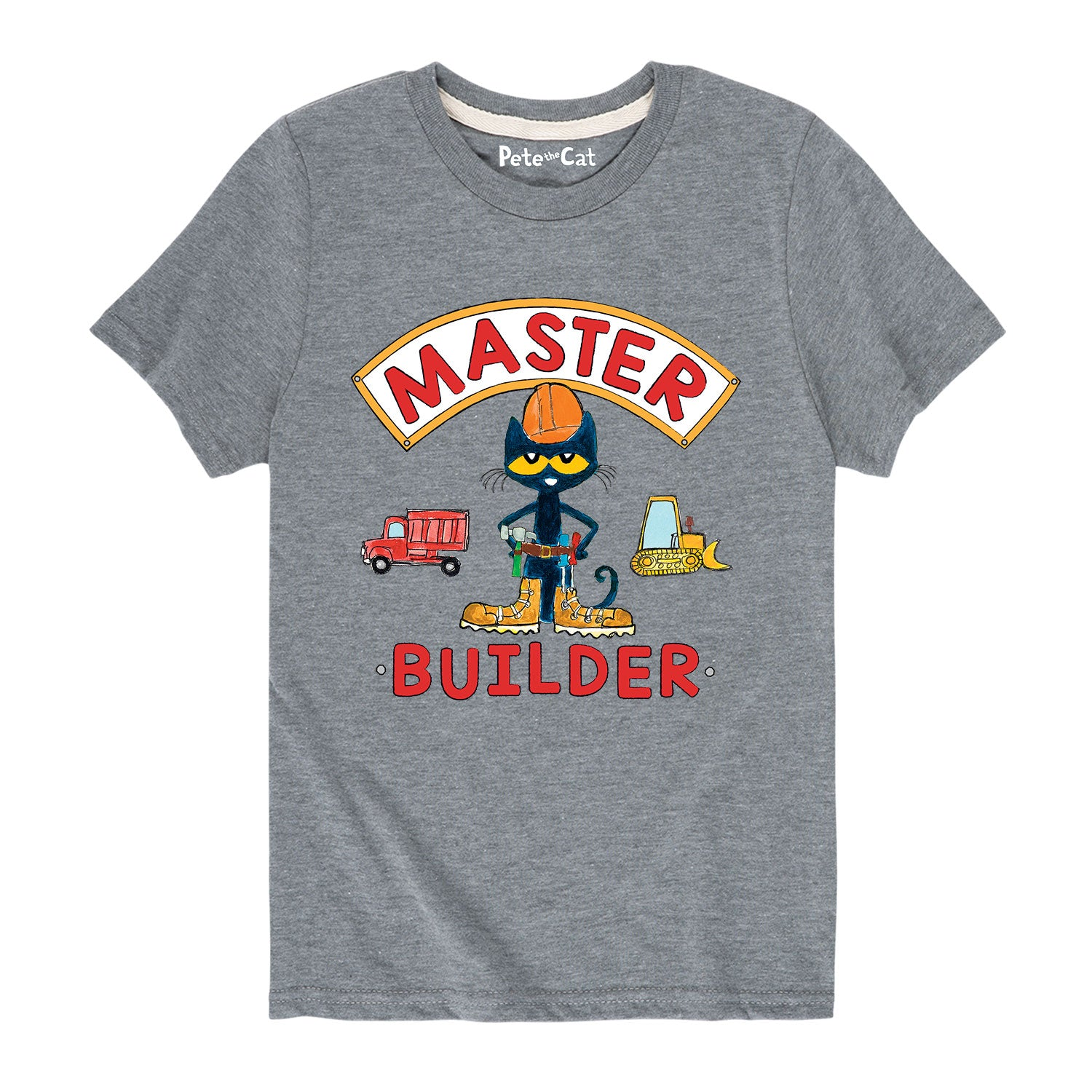 Master Builder - Youth & Toddler Short Sleeve T-Shirt