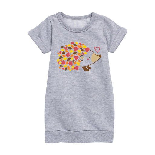 Toddler Girl Fleece Dress