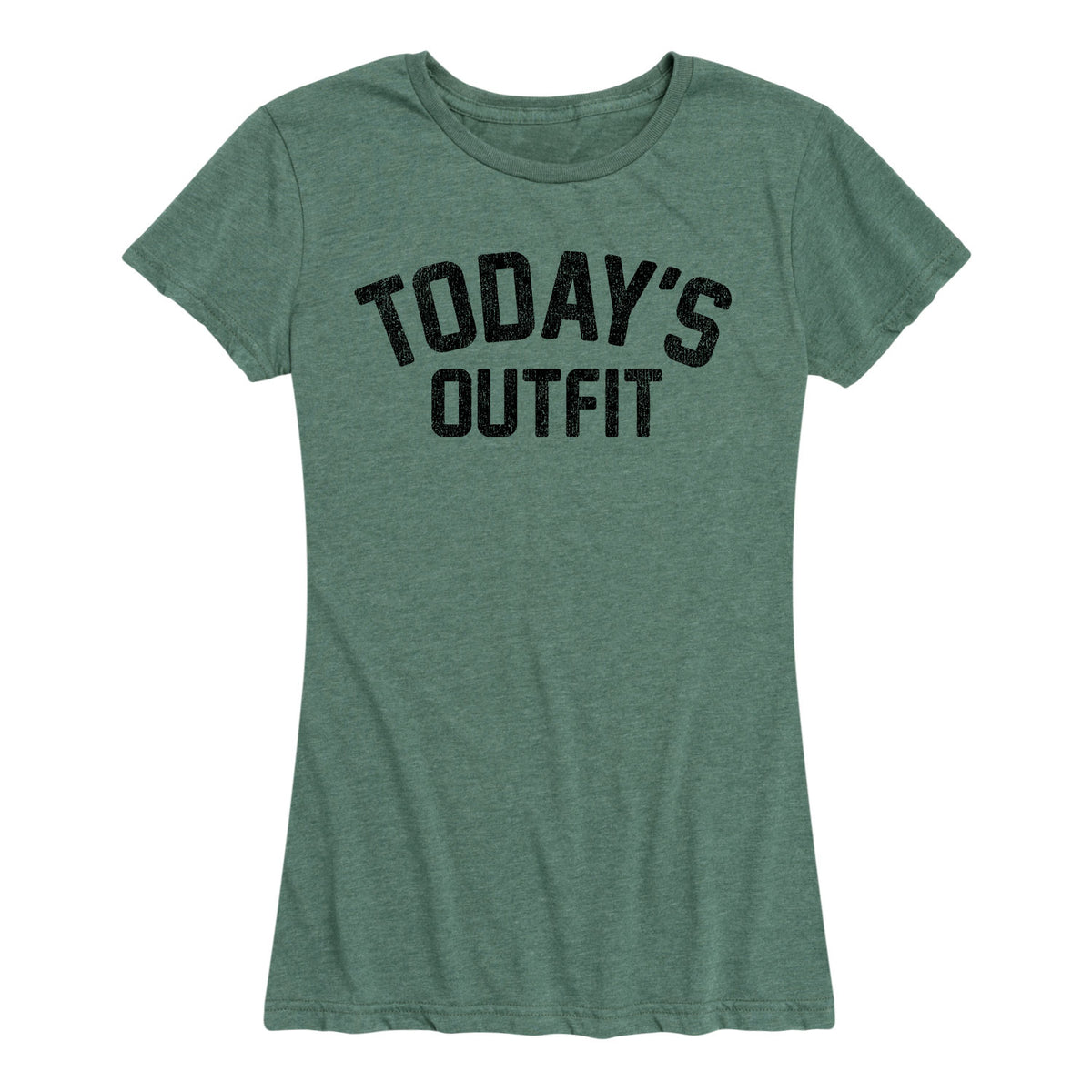Today's Outfit - Women's Short Sleeve T-Shirt