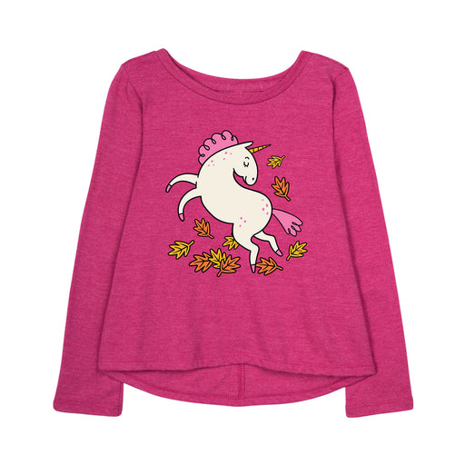 Toddler Girl Long Sleeve T-Shirt