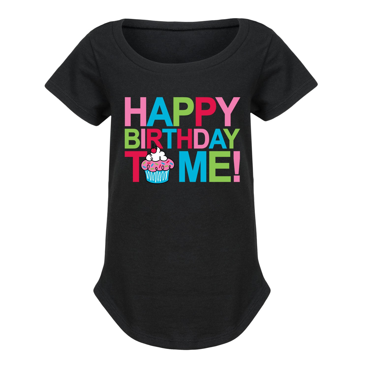 Toddler Girls Short Sleeve T-Shirt