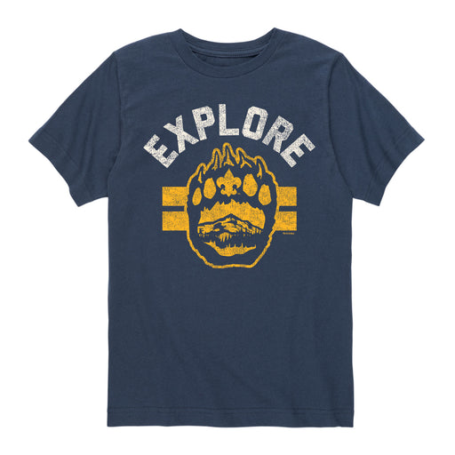 Explore - Youth Short Sleeve T-Shirt