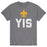 Yis - Men's Short Sleeve T-Shirt