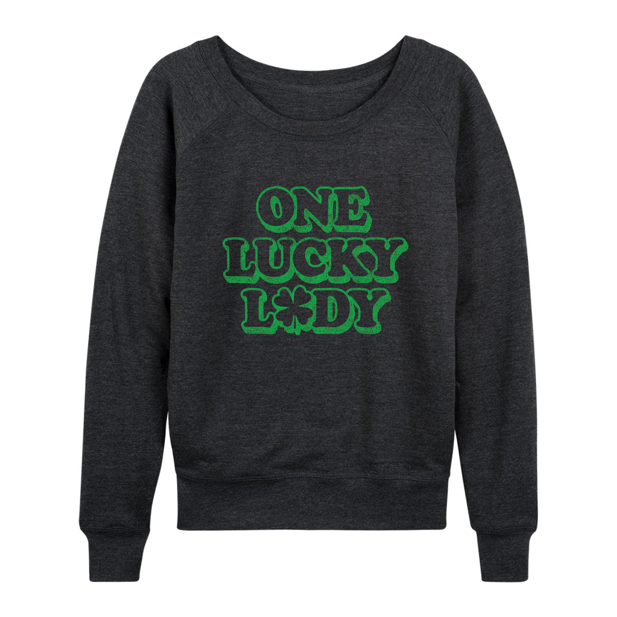 One Lucky Lady - Women's Slouchy