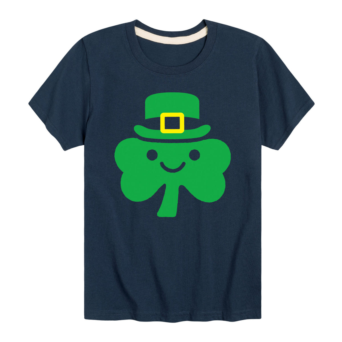Happy Clover - Youth & Toddler Short Sleeve T-Shirt