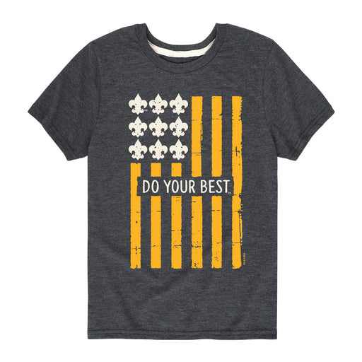 BSA Do Your Best-Kids Short Sleeve Tee