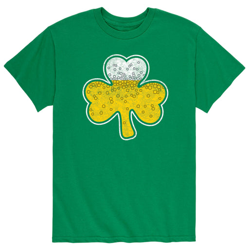 Shamrock Beer Fill - Men's Short Sleeve T-Shirt