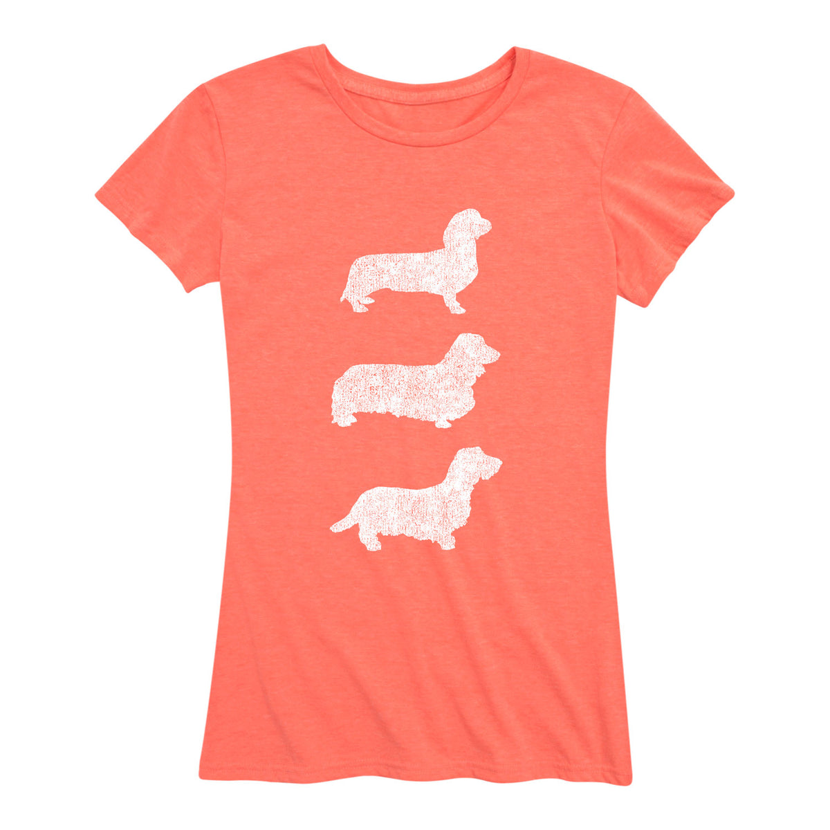 Dachshunds - Women's Short Sleeve T-Shirt