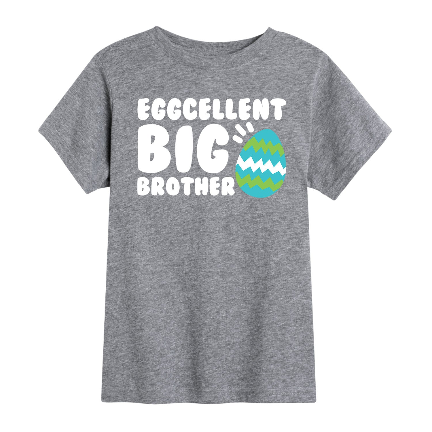 Eggcellent Big Brother - Youth Short Sleeve T-Shirt
