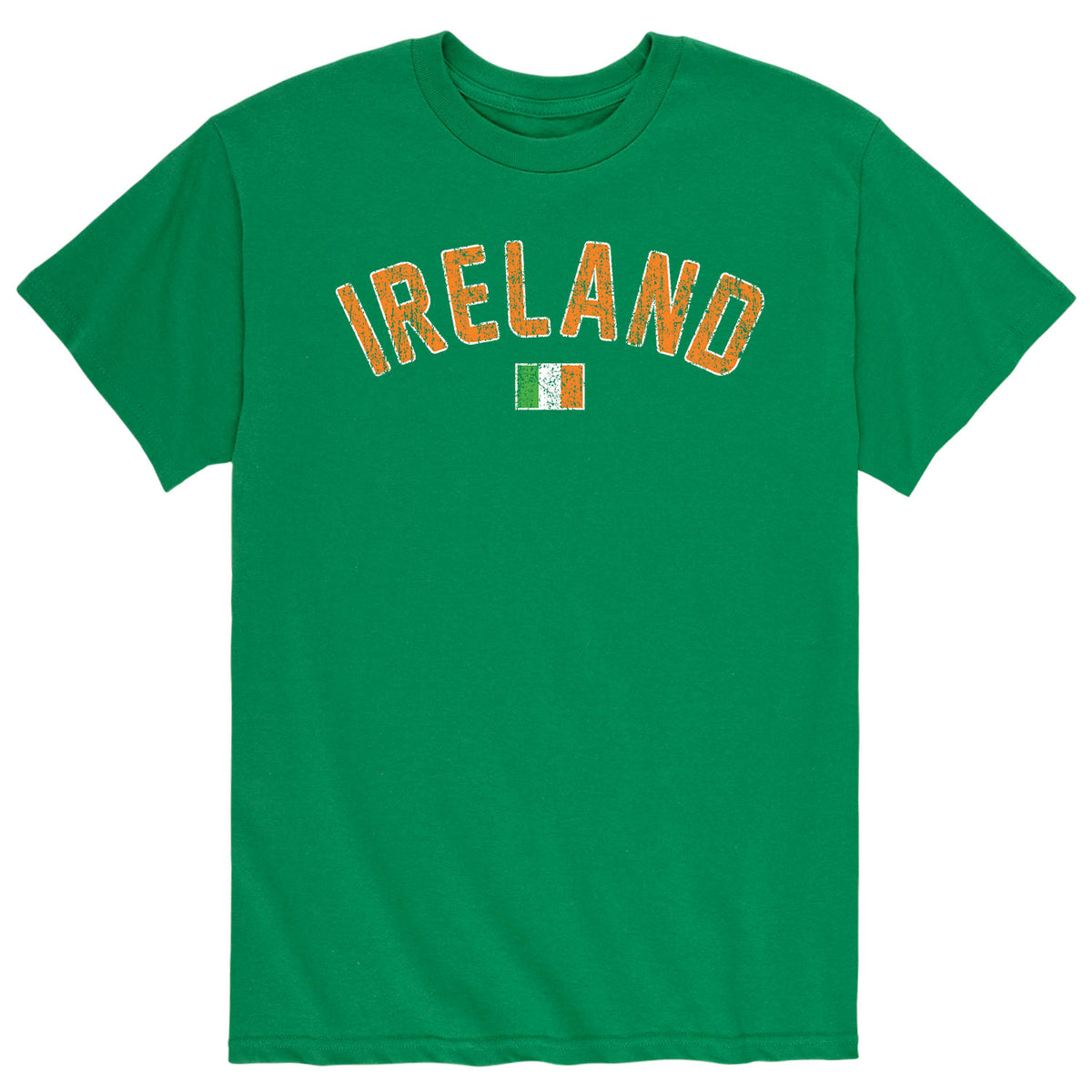 Ireland Arched Flag - Men's Short Sleeve T-Shirt