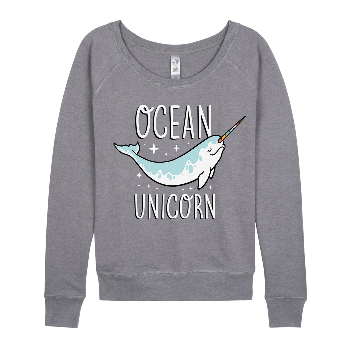 Ocean Unicorn - Women's Slouchy