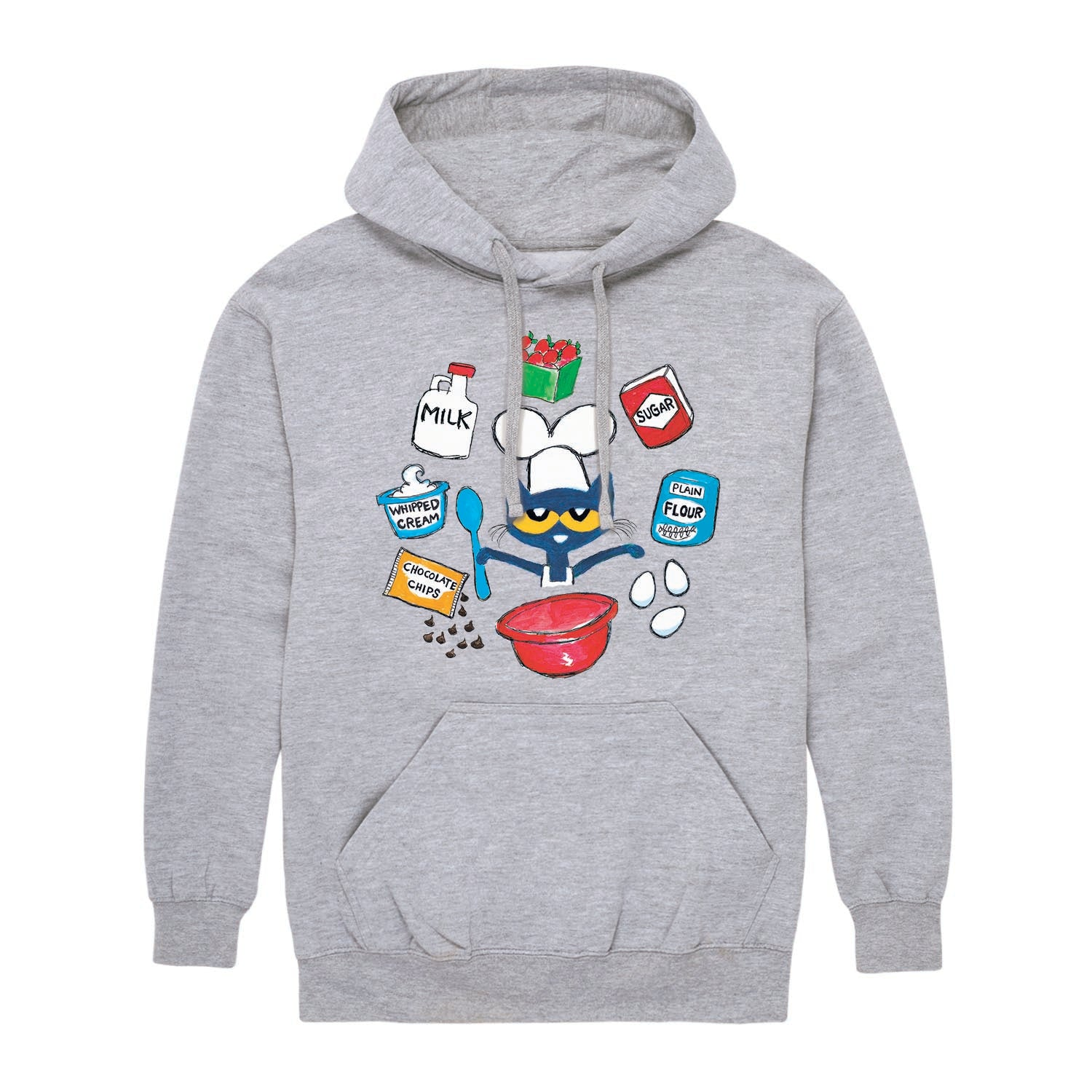 Pete the Cat© Men's Hoodie