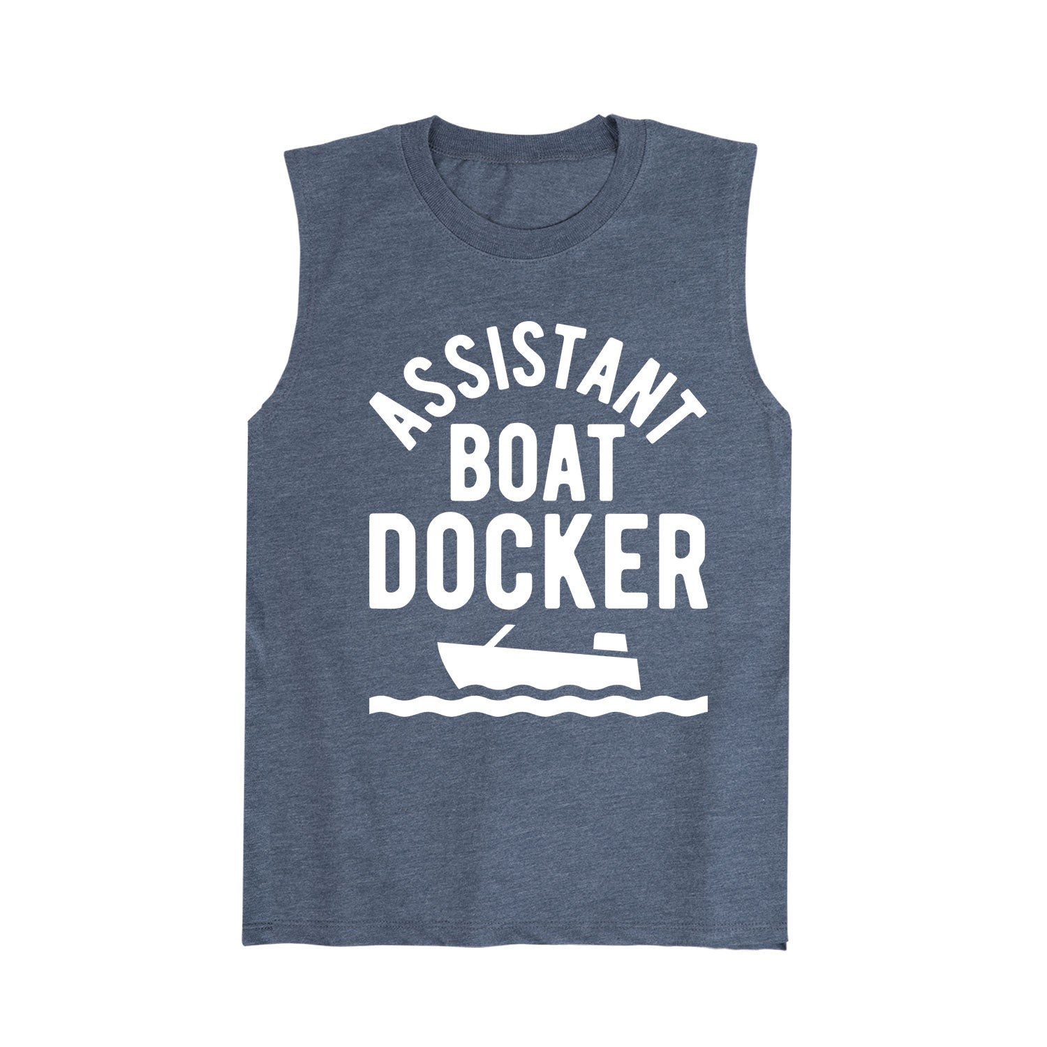 Assistant Boat Docker - Youth Tank Top
