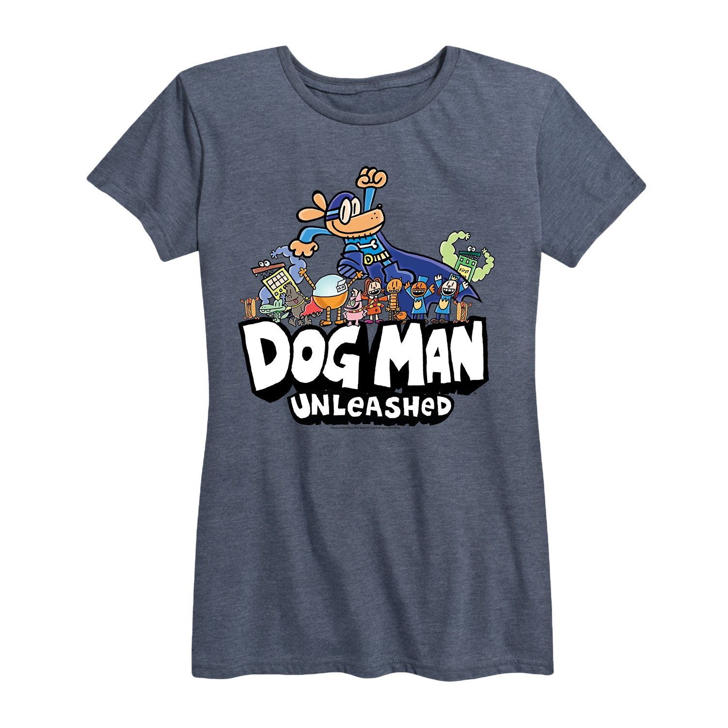 Dog Man Everyone - Women's Short Sleeve T-Shirt