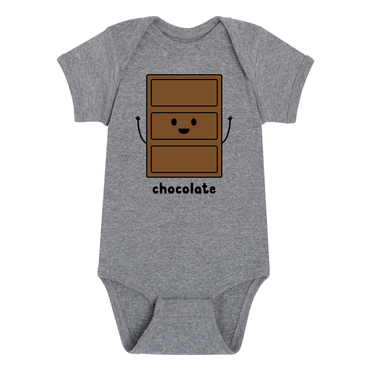 S'mores Chocolate - Infant One Piece