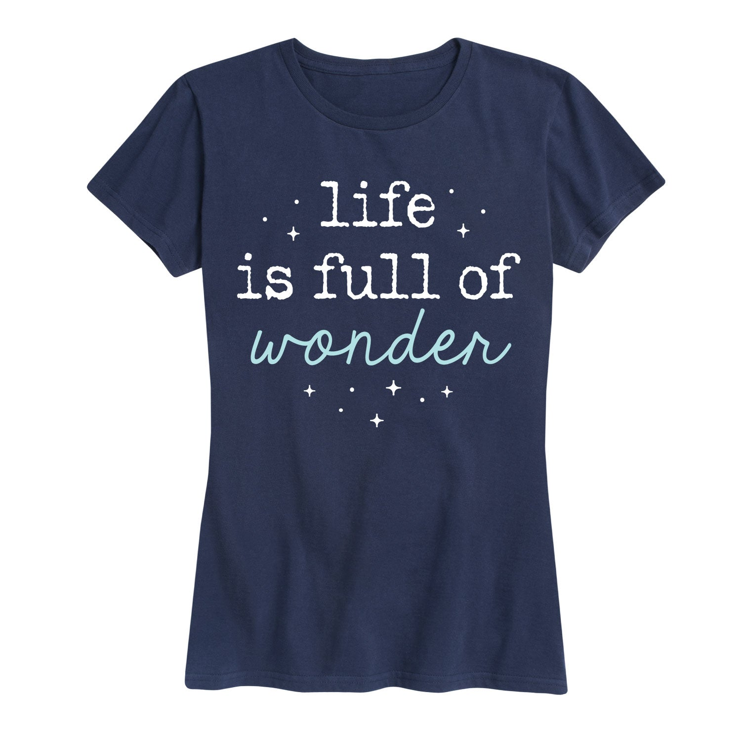 Life Full Of Wonder - Women's Short Sleeve T-Shirt