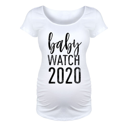 Maternity Short Sleeve T-Shirt