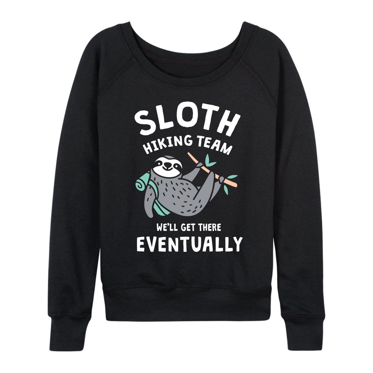 Sloth Hiking - Women's Slouchy