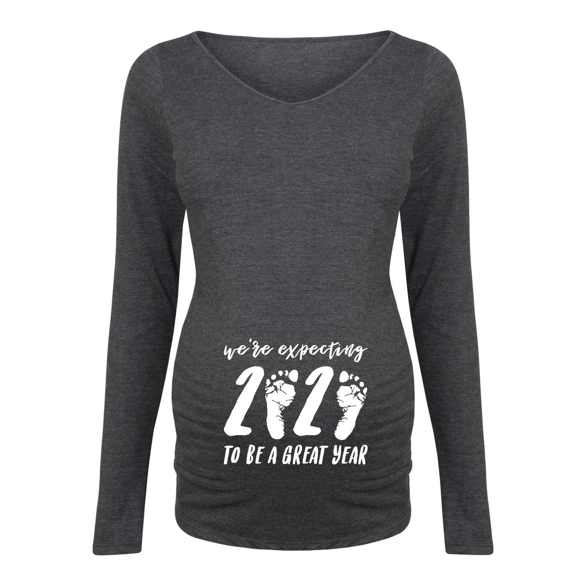 We're Expecting 2020 - Maternity Long Sleeve T-Shirt