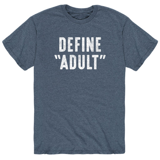 Define Adult - Men's Short Sleeve T-Shirt