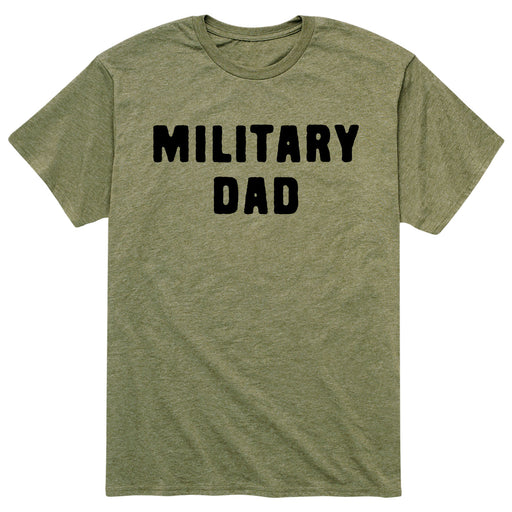 Military Dad - Men's Short Sleeve T-Shirt