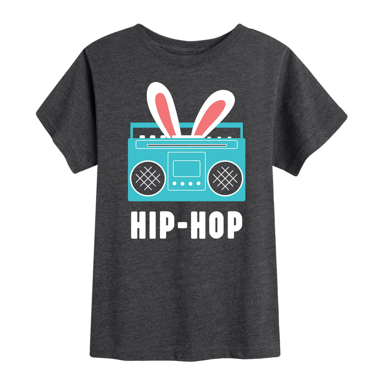 Hip Hop Boom Box - Youth Short Sleeve T-Shirt