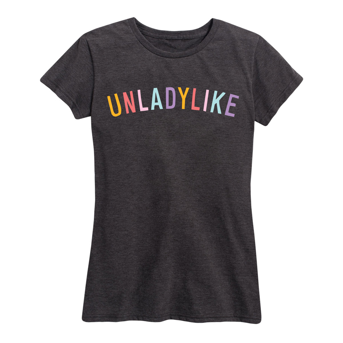 Unladylike - Women's Short Sleeve T-Shirt