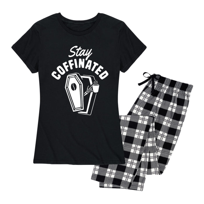 Stay Coffinated - Women's Pajama Set