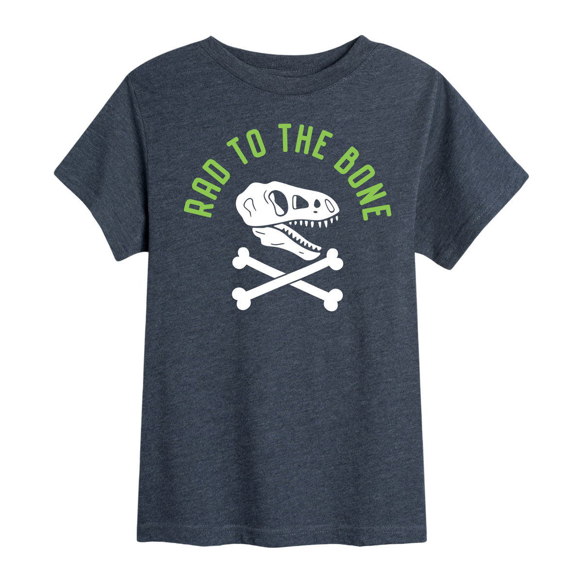 Rad To The Bone - Toddler Short Sleeve T-Shirt