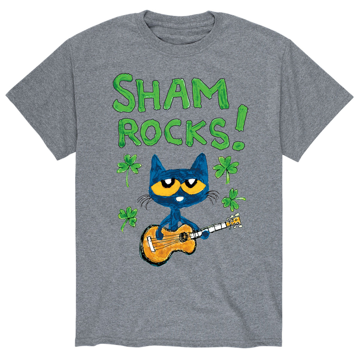 Sham Rocks - Men's Short Sleeve T-Shirt