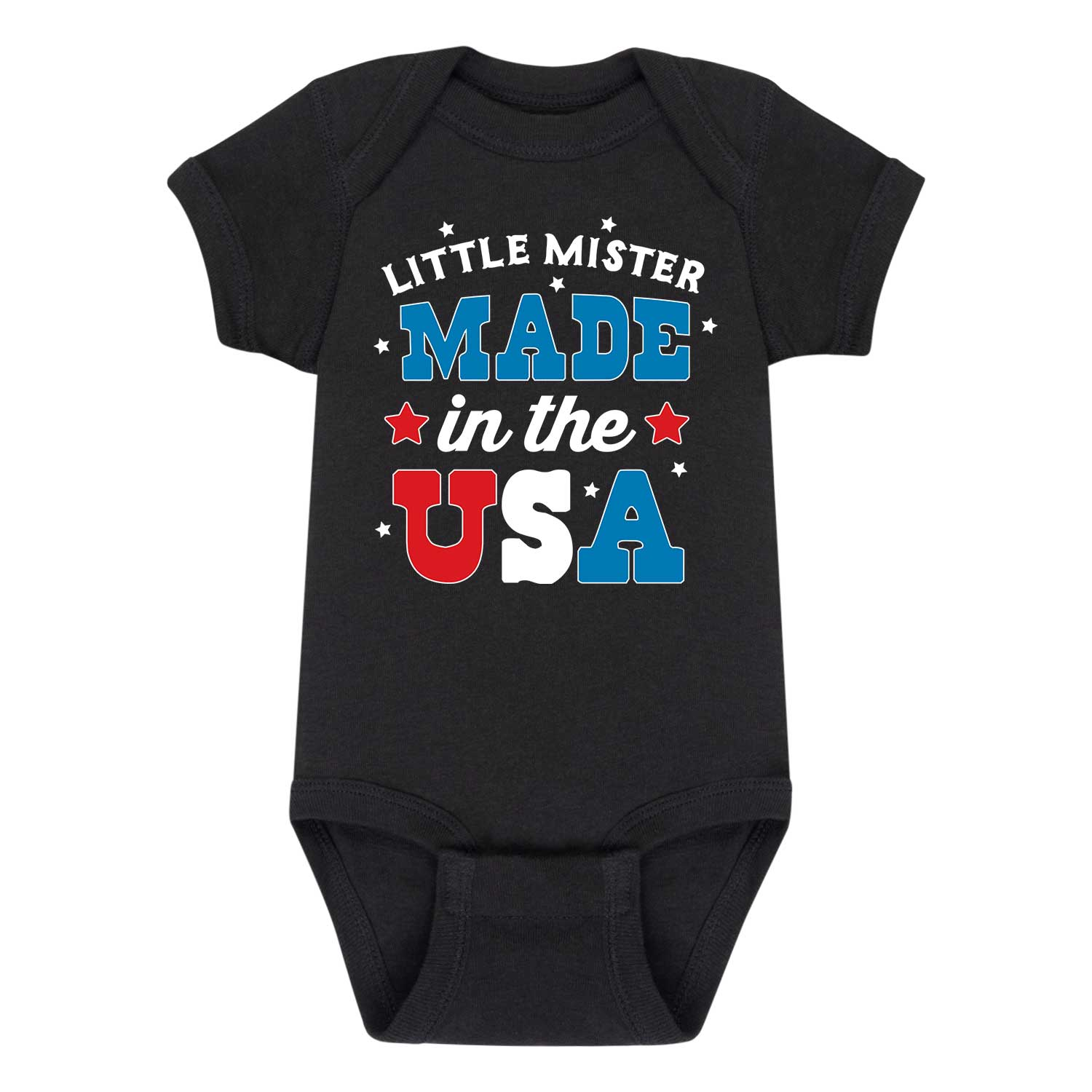 Little Mister Made USA - Infant One Piece