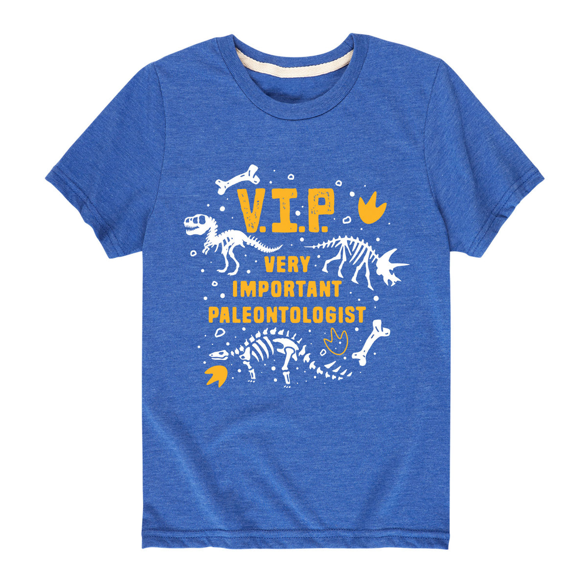 VIP Very Important Paleontologist - Youth & Toddler Short Sleeve T-Shirt