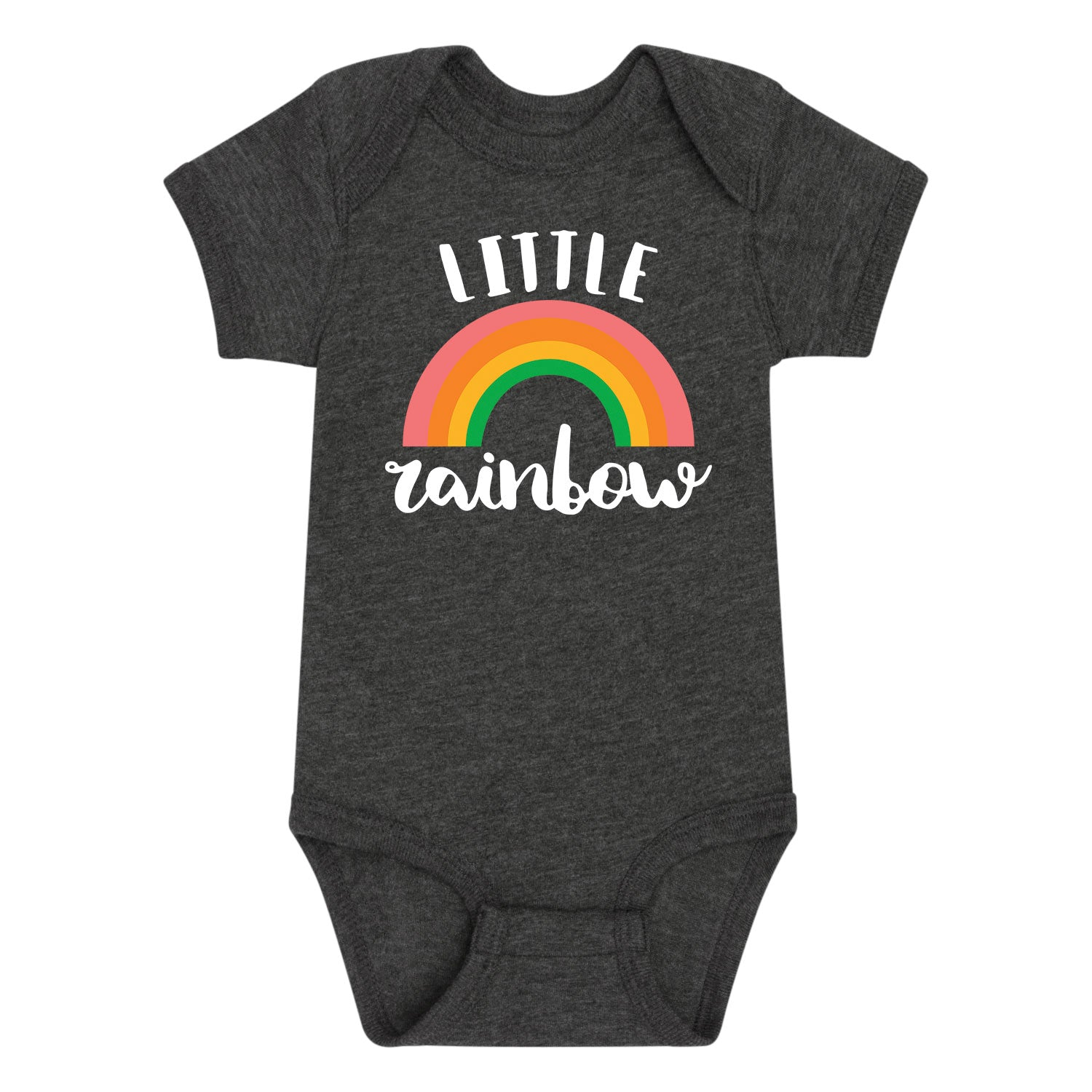 Rainbow Little - Infant One Piece