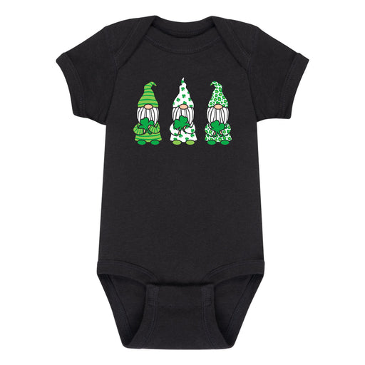 St. Patricks Gnomes - Infant One Piece