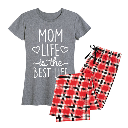 Mom Life Is The Best Life - Women's Pajama Set
