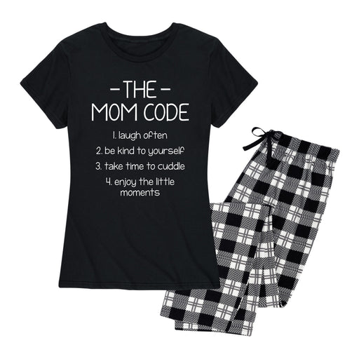 The Mom Code - Women's Pajama Set