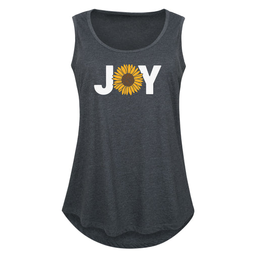 Joy Sunflower - Women's Plus Size Tank