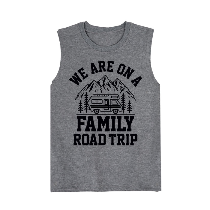 Family Road Trip - Youth Tank