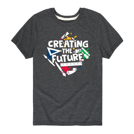 Creating the Future - Toddler Short Sleeve T-Shirt