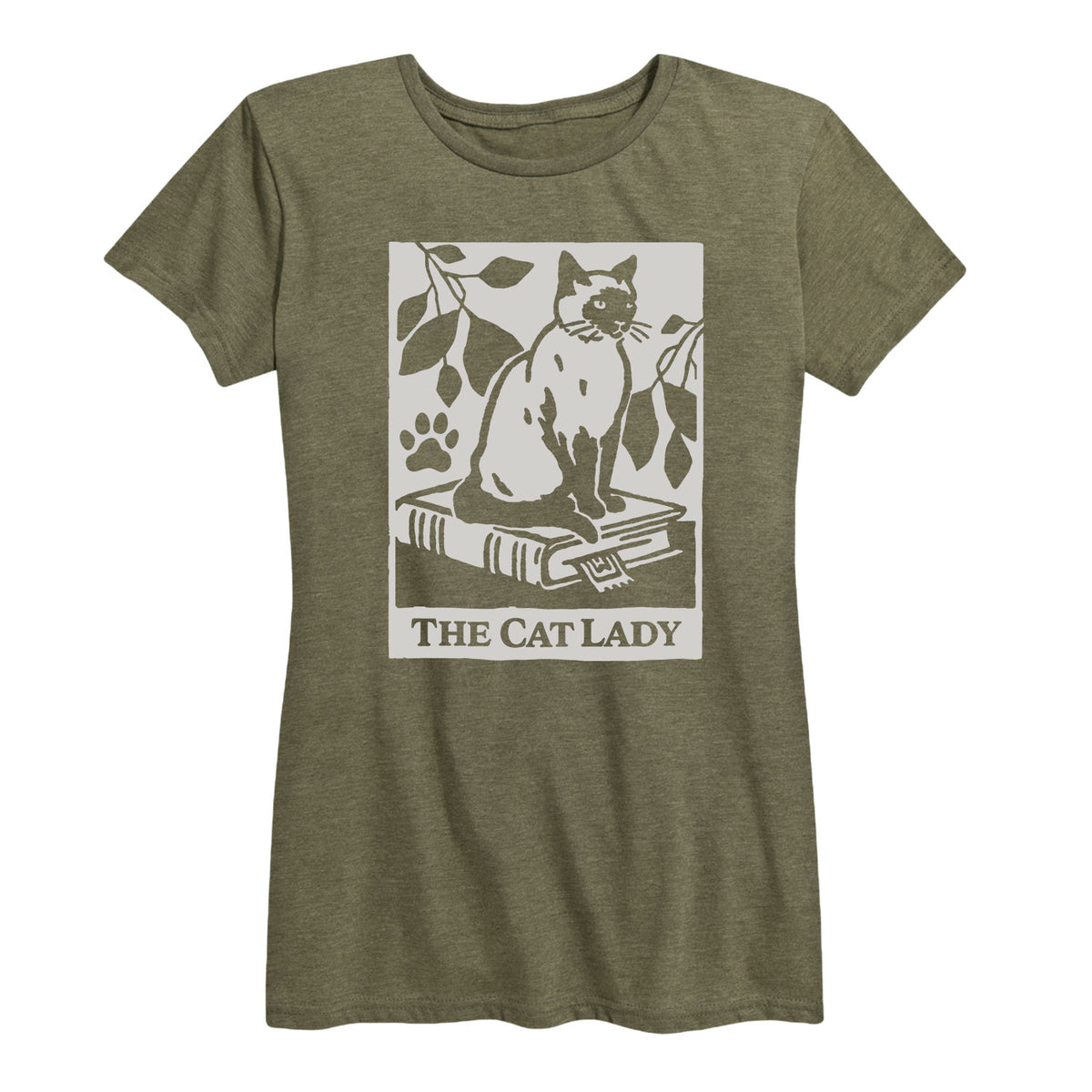 The Cat Lady - Women's Short Sleeve T-Shirt
