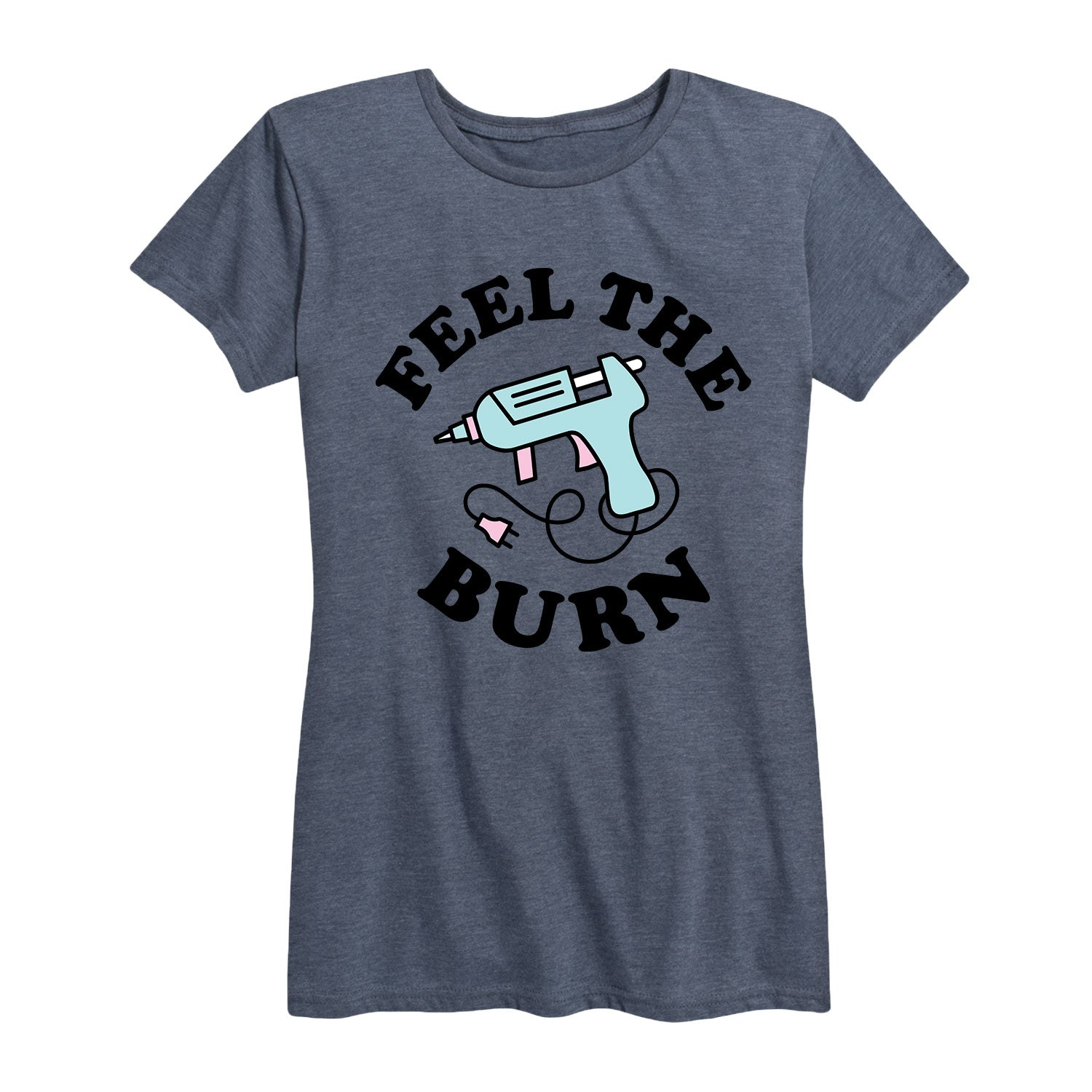 Feel The Burn - Women's Short Sleeve T-Shirt