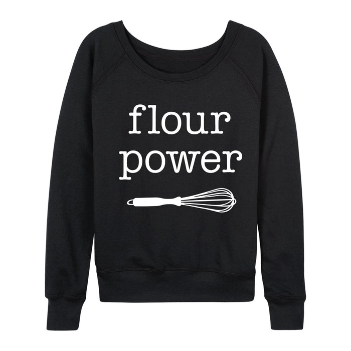 Flour Power - Women's Slouchy