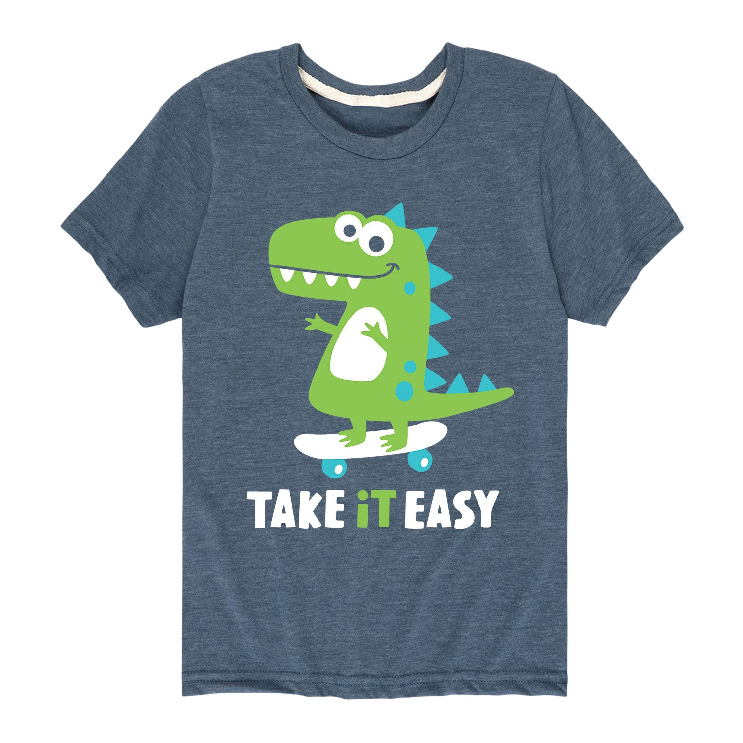 Take It Easy - Youth & Toddler Short Sleeve T-Shirt